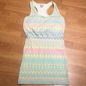American Eagle outfitters bright color mini small